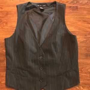 Women's vest from New York and Company